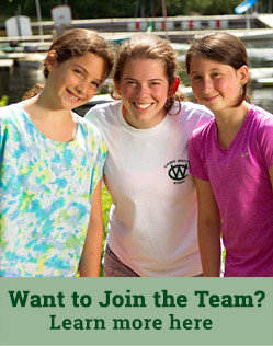 Want to Join the Team? Learn more here